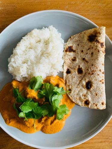 Chicken Makhani Curry